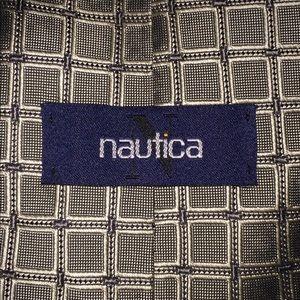 Nautica Men's Tie/ Grey